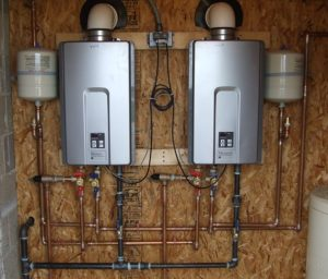 tankless water heater, water heater, tankless heater, plumbing